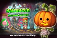 Notification Halloween 2013