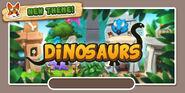 Notification Dinosaur World New