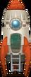 Spaceship House