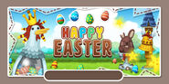 Notification Easter