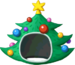 XMas Tree Hat