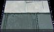 Blue Metallic Floor