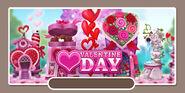 Notification Valentine's Day