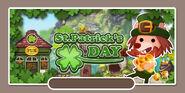 Notification Saint Patrick's Day
