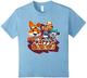 TShirt Friends Choco B01GAP0M6K