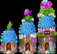 Fairytales House 3 Little Fairies Level 1to3