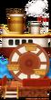 Steamer Wheel