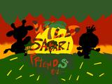 Wild Safari Friends