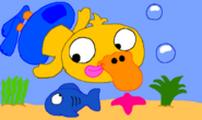 Quacko and the Fish