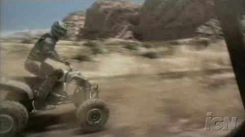 MotorStorm PlayStation 3 Trailer - Offical E3 2005 Trailer