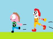 Run Lois run!