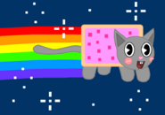 Nyan cat htf verison by destinywolfffl-d3l736s