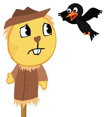 Scaredy Crow