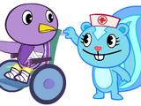Nurse and Cast