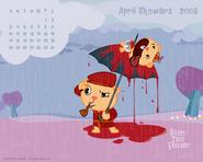 April Showers 2005 Pop and Cub