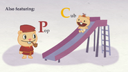 Pop and Cub's Featuring Pop-up