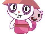 Panda Mom and Panda Baby