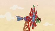 Shifty windmill