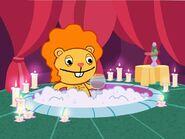Disco Bear Hot Tub HTF (1)