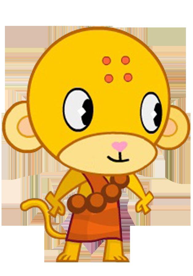 Buddhist Monkey