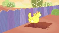 S3E2 Falling into hole