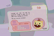 Cub's Collect Them All Card