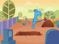Grave Digger Lumpy 2