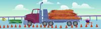 STV1E3.2 The Mole and Truck