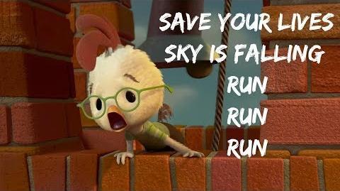 Chicken Little ... Sky is falling ...