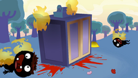 S3E14 Giggles' death