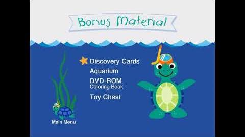 Baby Einstein Baby Neptune - DVD Menu Walkthrough