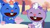 S3E13 Petunia and Lammy laugh