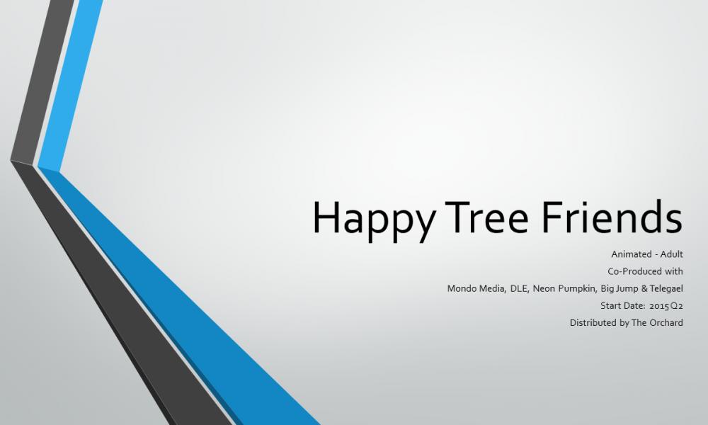 Happy Tree Friends: The Movie