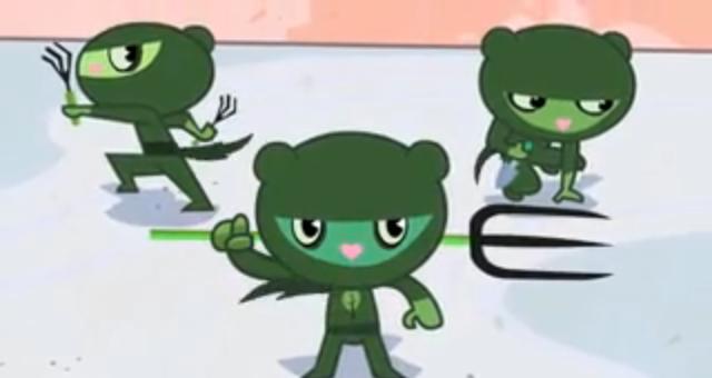 Generic Tree Ninjas