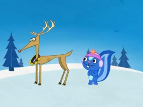 Reindeer Kringle