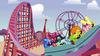 STV1E13.2 Roller coaster ride