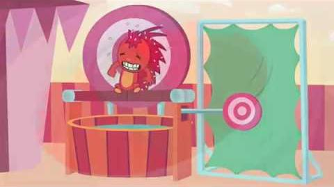 Flaky's Gasp in Take a Hike reused in many Happy Tree Friends episodes