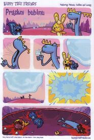 Bubble Comic