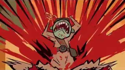 "Fliqpy's scream from ""Remains To Be Seen"" reused in many Happy Tree Friends episodes."