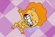 HTF Moments - Disco Bear eat dinner (TV S01 E07.1) 19