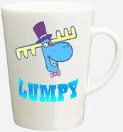 Lumpy is a Mug