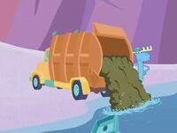 Garbageman Lumpy