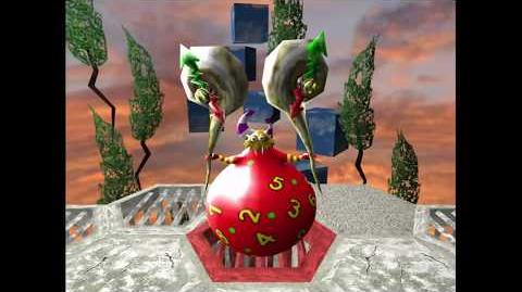 Blinx the Time Sweeper - All Bosses