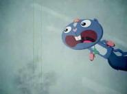 Petunia flies away