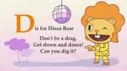 Disco Bear's Season 3 and 4 Intro