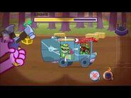 Happy Tree Friends Deadeye Derby Boss Fight -2 Lifty & Shifty-2