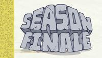 S1E27 Season Finale Title Card