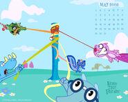 Htf may calendar by yoshi lord