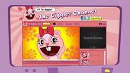Giggles' YouTube