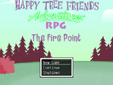Happy Tree Friends Adventures RPG: The Fire Point